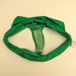 Kenneth Cole Reaction Swim - Kenneth Cole Reaction Green Bikini Bottoms Size S